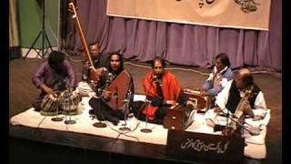 Ustad Shafqat Ali Khan & Latafat Ali Khan, part 3 - Lahore 20.02.2010