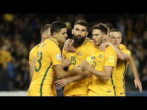 Australia v Japan - 2018 World Cup Qualifiers - FULL MATCH