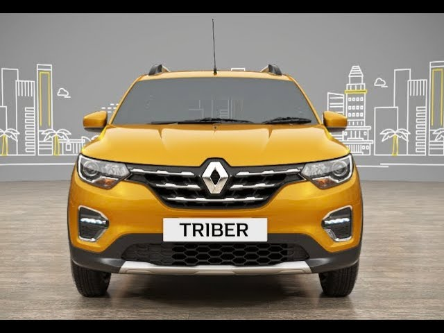 All you need to know | #RenaultTRIBER