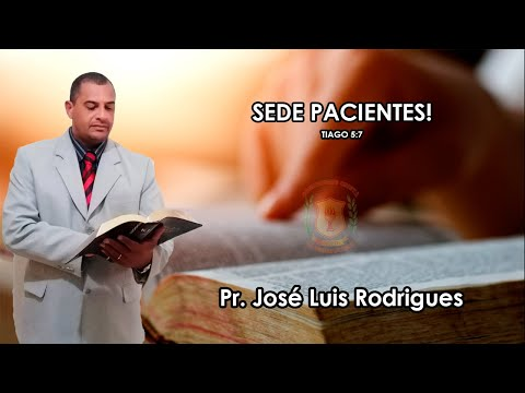 Sede Pacientes | Pr. José Luís Rodrigues | 30/05/2021
