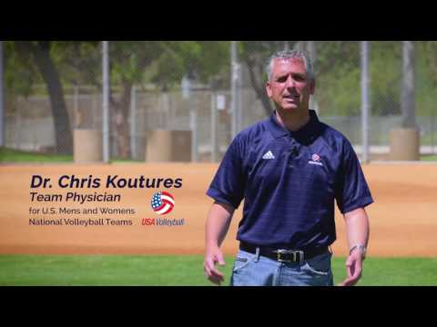 USA Volleyball Team Physician: Preventing the 6 Most Common Volleyball Injuries