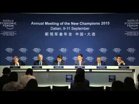 China 2015 - Co-Chairs Press Conference I
