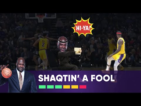 Inbounds Struggles & A Kung Fu King - Shaqtin' A Fool Episode 5