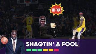 Inbounds Struggles & A Kung Fu King - Shaqtin