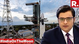 Celebrate ISRO's Mission With Republic Team | The Debate With Arnab Goswami