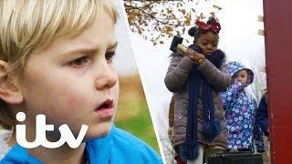 Boys Vs. Girls - Who's Stronger? | Planet Child | ITV