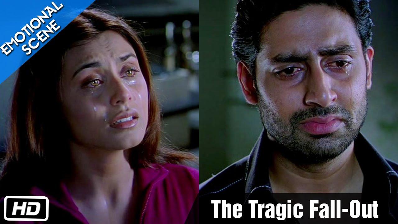 Download The Tragic Fall-Out | Emotional Scene | Kabhi Alvida Naa Kehna - Abhishek Bachchan, Rani Mukherjee