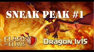 Clash of Clans || Sneak Peek - Drache Lv 5 || Folge 36 || COC Let's Play || Android IOS || HD