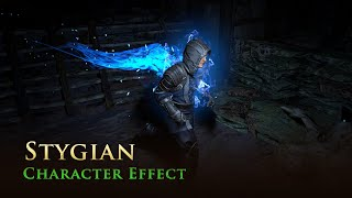 Path of Exile: Stygian Character Effect