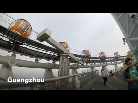 Guangzhou Shenzhen Hong Kong Macau solo female
