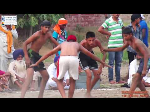 GAGGO BUA (Tarn Taran Sahib)  Kabaddi Tournament July-2014.