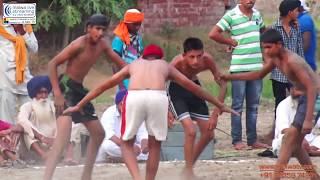 GAGGO BUA (Tarn Taran Sahib)  Kabaddi Tournament July-2014.