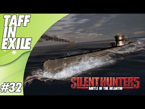 Silent Hunter 5 - Battle of the Atlantic | E32 | Cat & Mouse!