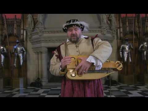 I am the music man: Renaissance music at Edinburgh Castle