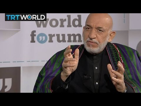 One on One: Hamid Karzai, Former President of Afghanistan