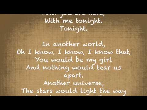 Another World by The Vamps [FULL SONG LYRICS]