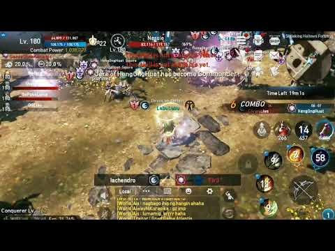 Lineage2 Revolution | Chronicles vs HOH|Fort Siege Giran01|