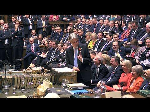 Philip Hammond's Budget of bad jokes
