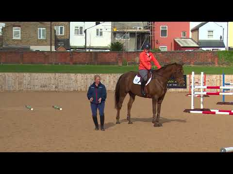 British Showjumping -  Training for Eventers Part 2