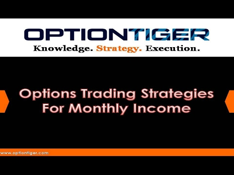 Best income strategy with options