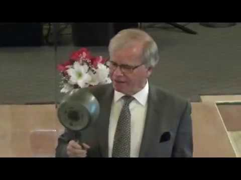 TREASURE IN JARS OF CLAY (w/ Bishop Robert Garman)