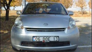 2006 Daihatsu Sirion 1.3 İncelemesi