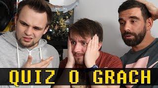 YouTuberzy rozwiązują Quiz z wiedzy o GRACH - Niklaus, Seto, Sou Shibo