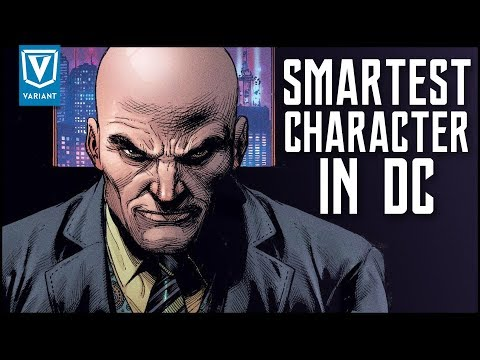 Who Is DC Comics Smartest Character?