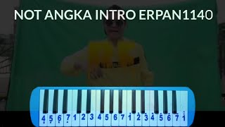 Not Pianika Intro ERPAN1140