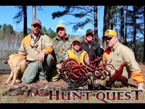 HUNT QUEST with Scott EllisS1E3 Southern Tradition