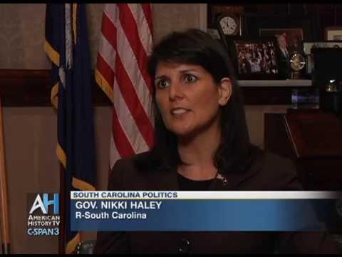 C-SPAN Cities Tour - Columbia: South Carolina Governor ...