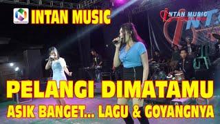 Download Lagu INTAN MUSIC *Pelangi Dimatamu* mp3