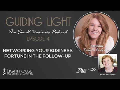 Networking your Small Business - Fortune in the follow-up