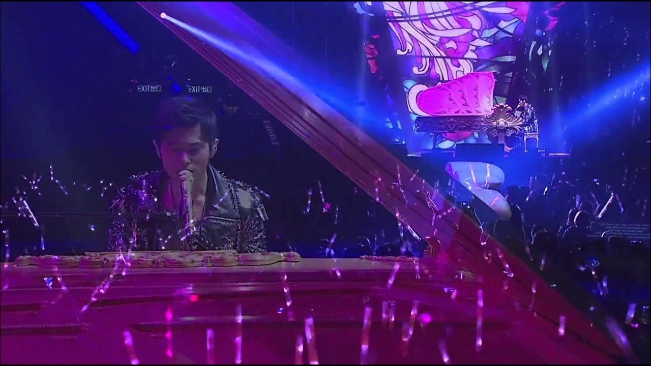 周杰倫 可愛女人 香港特別版1080P HD 魔天倫2演唱會  Jay Chou  'Adorable Lady' Hong Kong Concert version 2014