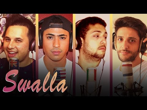 Jason Derulo - Swalla (ft Nicki Minaj Ty Dolla $ign) (Continuum cover)