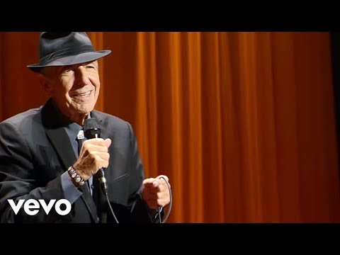 Leonard Cohen - So Long, Marianne (Live in Dublin - edited)