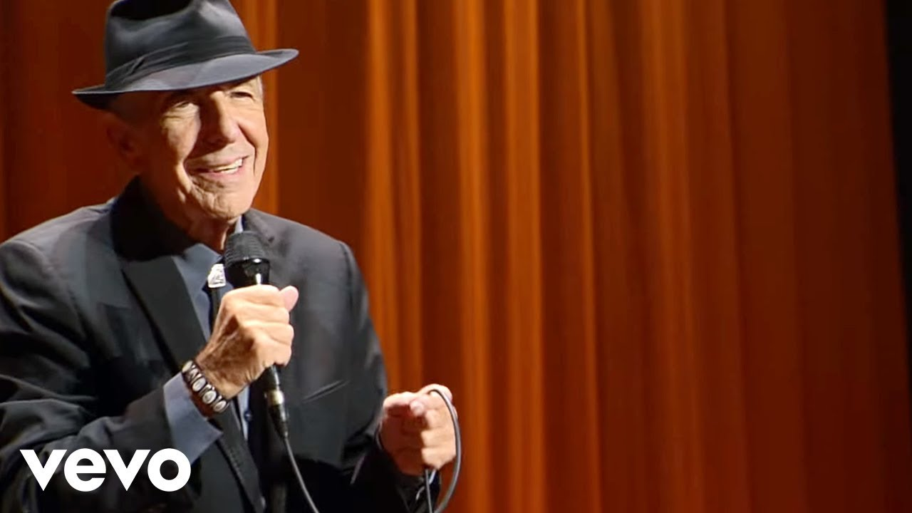 Leonard Cohen - So Long, Marianne (Live in Dublin)