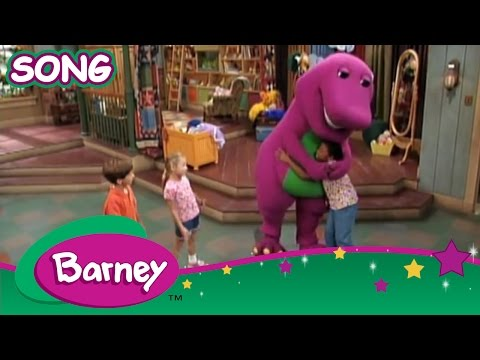 Barney - It's Better With A Friend Like You (SONG)