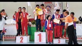 Batang Palayano,  Arnis Silver Medalist sa Palarong Pambansa 2018