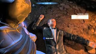 Batman Arkham Origins - Bane Kills Alfred