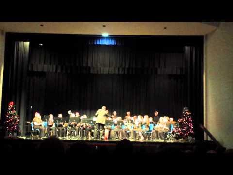 Eastern Hancock High School Band Holiday Program(3)
