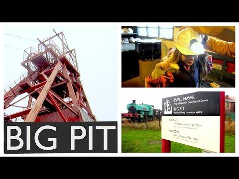 BIG PIT - THE BEST COAL MINING MUSEUM - WALES  | Twoplustwocrew