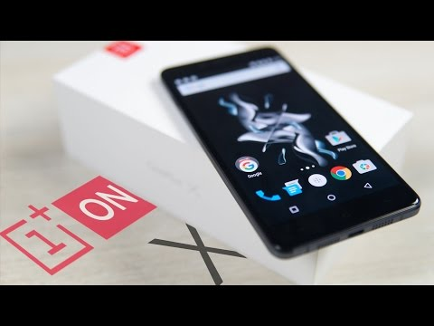 OnePlus X - Unboxing & Hands On!