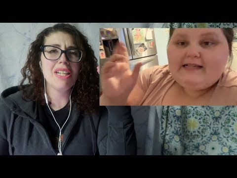Amberlynn Reid's Taco Soupslop Reaction