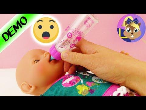 Magisk nappflaska för dockor! Hur går det till?