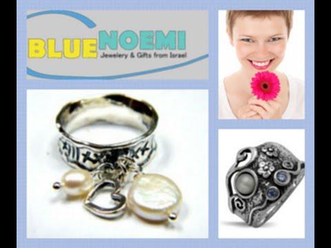 Sterling Silver Pearl Ring    Http://www.bluenoemi-jewelry.com/bosiriczisty.html
