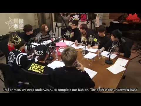 "[ENGSUB] 140322 GOT7 on C-Radio ""Idol True Colors"""