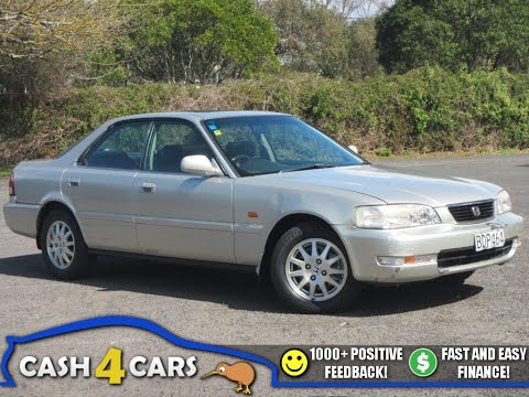 1997 Honda Inspire 2.5 Litre Luxury Auto Sedan $1 RESERVE!!! $Cash4Cars$Cash4Cars$  ** SOLD **