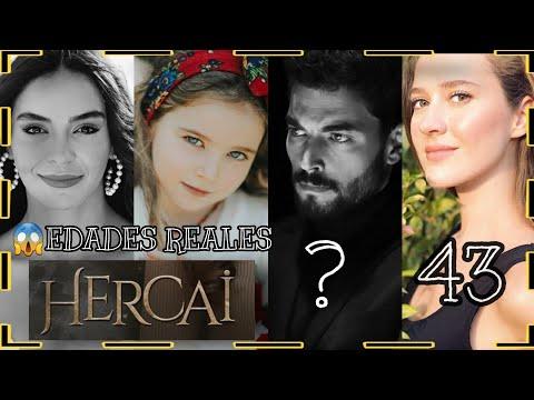 😱Conoce Las Edades Reales De Todos  Los Actores De La Teleserie Turca