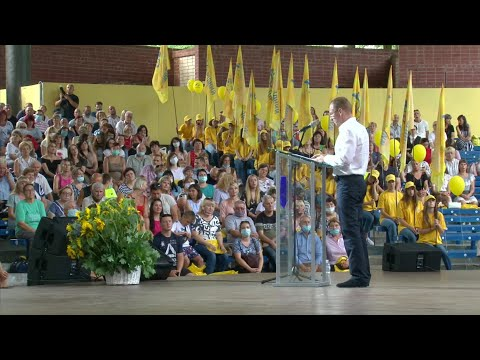 """Владислав Атрошенко: Конференція партії """"Рідний дім"""": """"Продовжимо добрі справи разом!"""""""